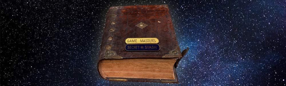 Game Master's Secret Stash Banner