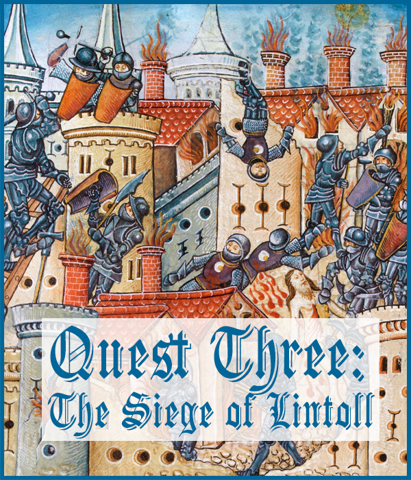 Siege of Lintoll cover