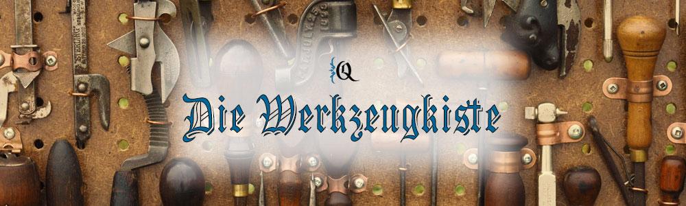 Die Quickphix Werkzeugkiste Banner