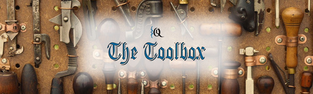 The Quickphix Toolbox Banner