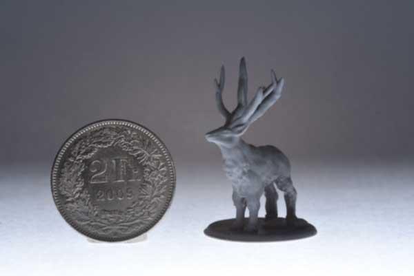 Deer Miniature 3d Print