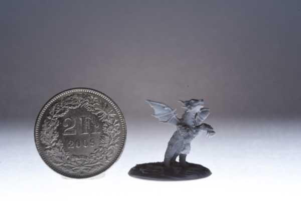 Pet Dragon Miniature 3D Print