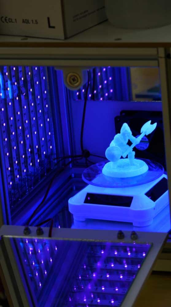 Drying Chamber Quickphix 3d Printer