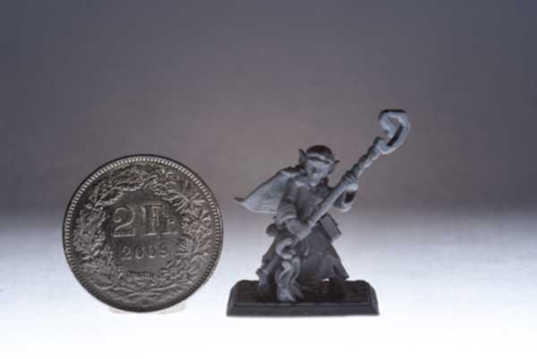 Wizard Miniature