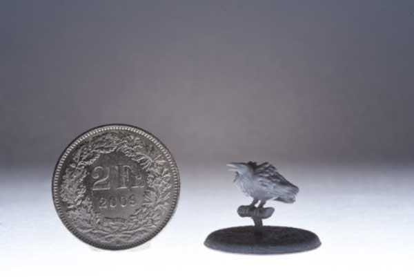 Raven Miniature