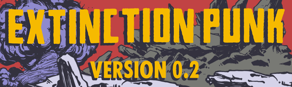Extinction Punk Banner Version 0.2